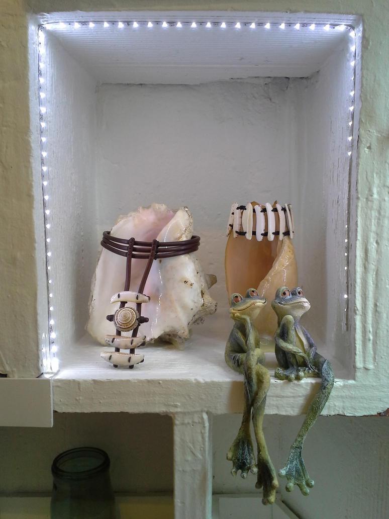Les grenouilles ange by JOCAPS