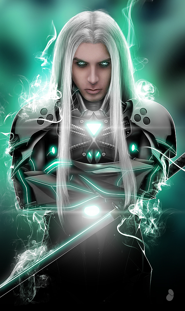 SEPHIROTH by IIIustrathor