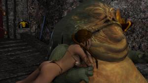 Leia Jabba 0100