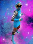 Blue Wind Ranger by DolphinStormRanger