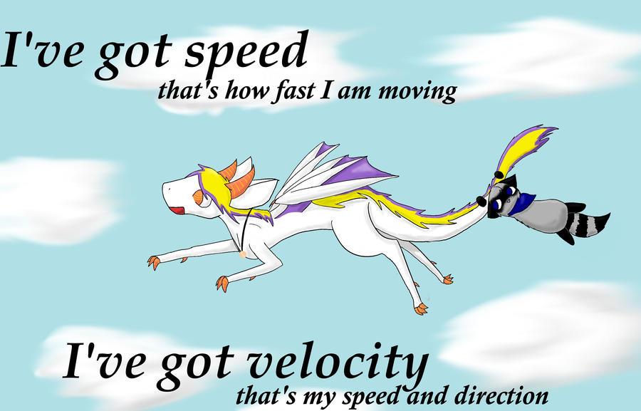 Monday - Speed  Veloci...