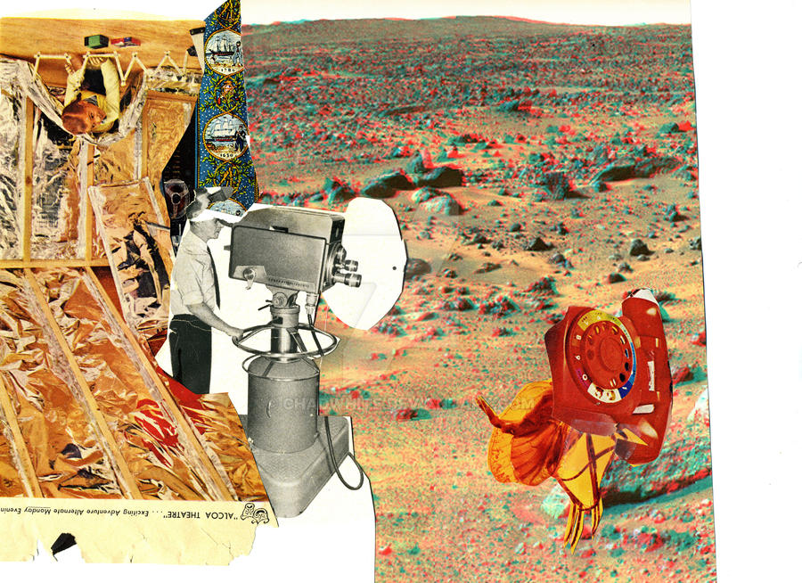 mars landing hoax by chadwhite on DeviantArt