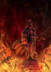 Hellboy Dok by gaetanocarlucci