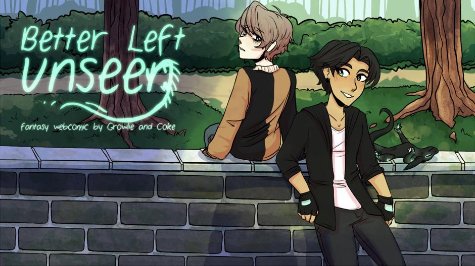 [Comic] Better Left Unseen by Growlipsis