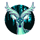 f2u deer pixel by Growlipsis
