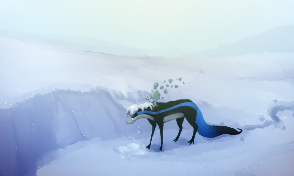 TWWM: Snowdrift by Growlipsis
