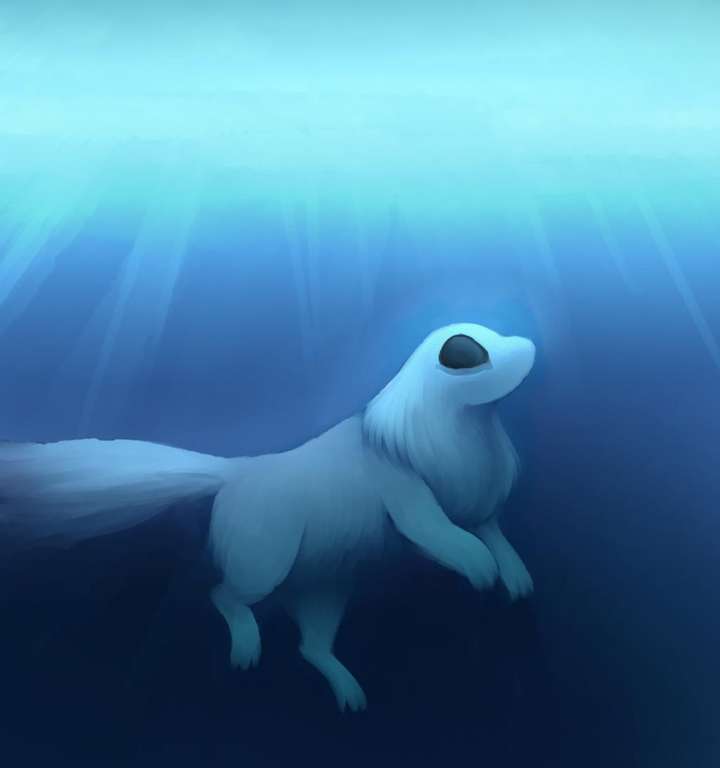 TWWM: Swimming by Growlipsis