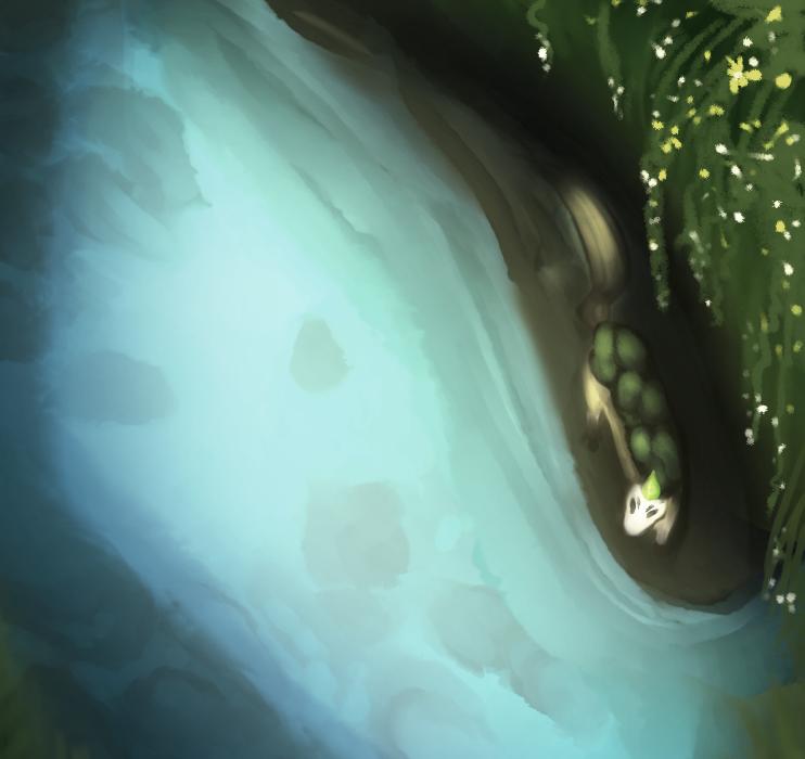 TWWM: Cenote by Growlipsis