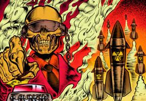 The Rattlehead (Megadeth Fanart)