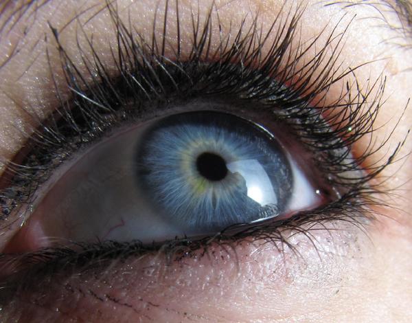 My friend's eye by Meital-H