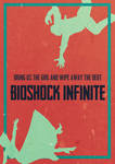 Bioshock Infinite - Poster