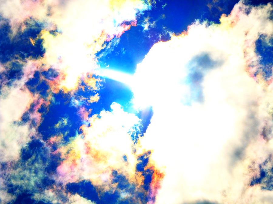 Cloud Rainbow by xBBS