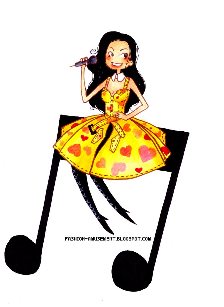 Katy Perry 1 by FashionAmusement