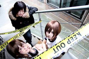 Orihara family by cainplus