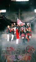 Final Fantasy Type-0 by cainplus