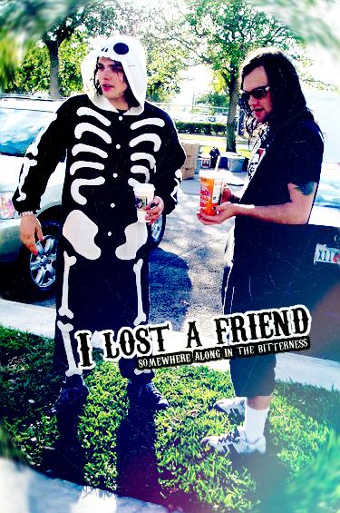 Gerard Way and Bert McCracken by Skittles1