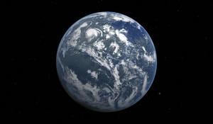 Terraformed Mars 3011 AD
