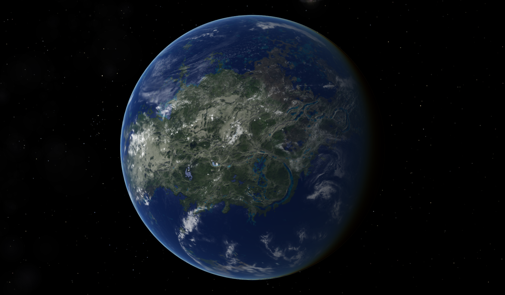 terraform mars planet - photo #16