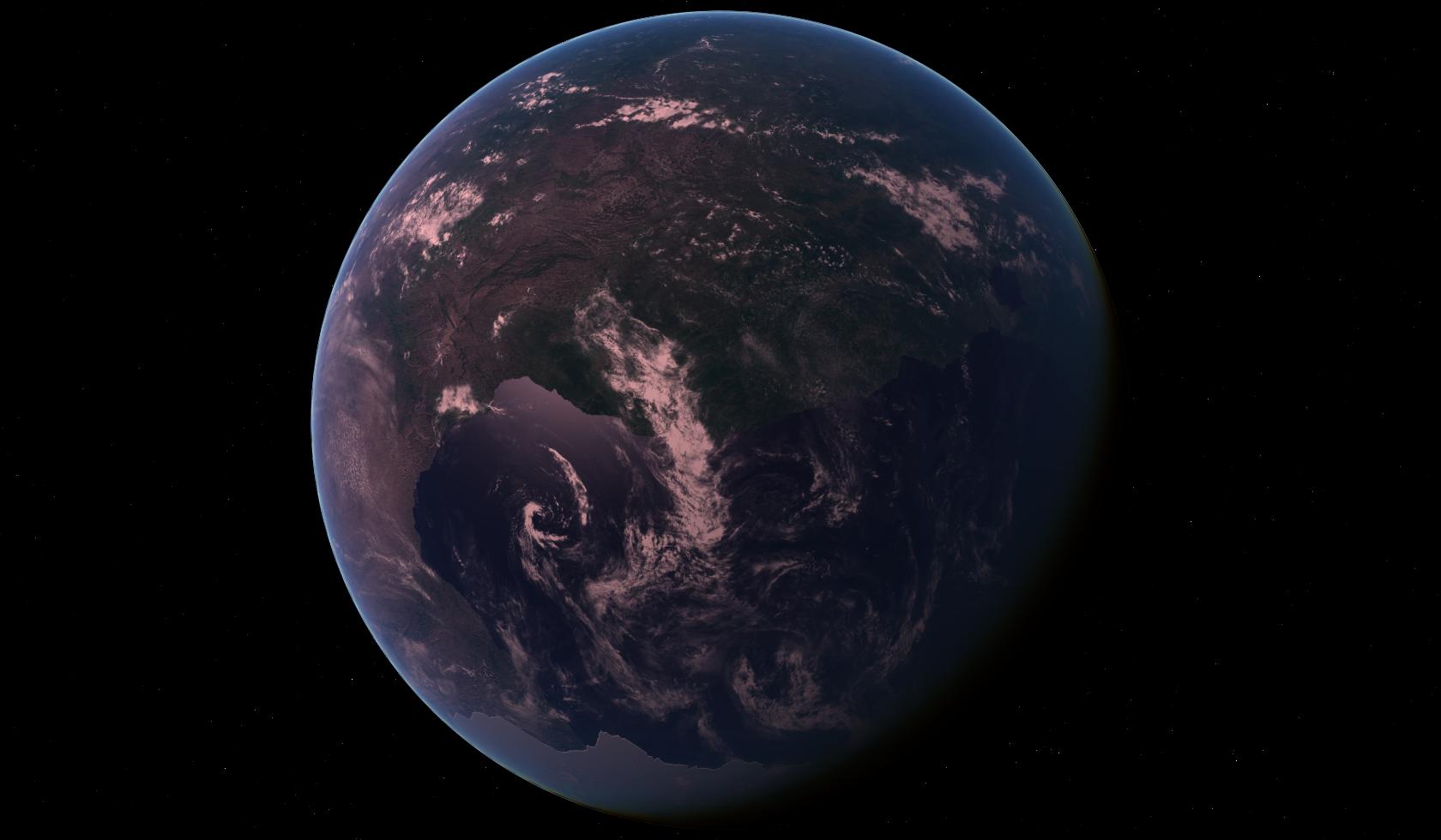 Gliese 581 G by 77Mynameislol77 on DeviantArt