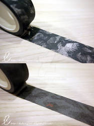 CROW washi tape