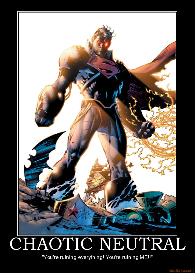 Superboy Prime: Pure Chaos by The6thhokage