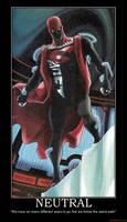 Eradicator The Almost Superman