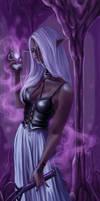 Drow priestess for Kanuka