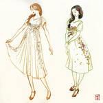 fashion illustration session #11