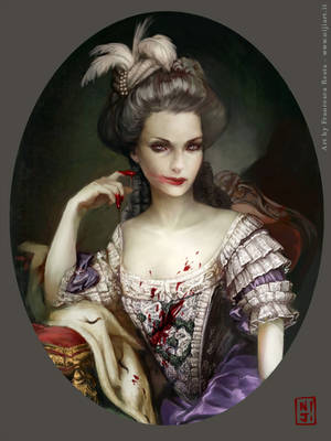 Vampires in Versailles by niji707