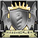 Warframe Clan 'MazoeCRUSH' Emblem Version 2.2 by chaotea