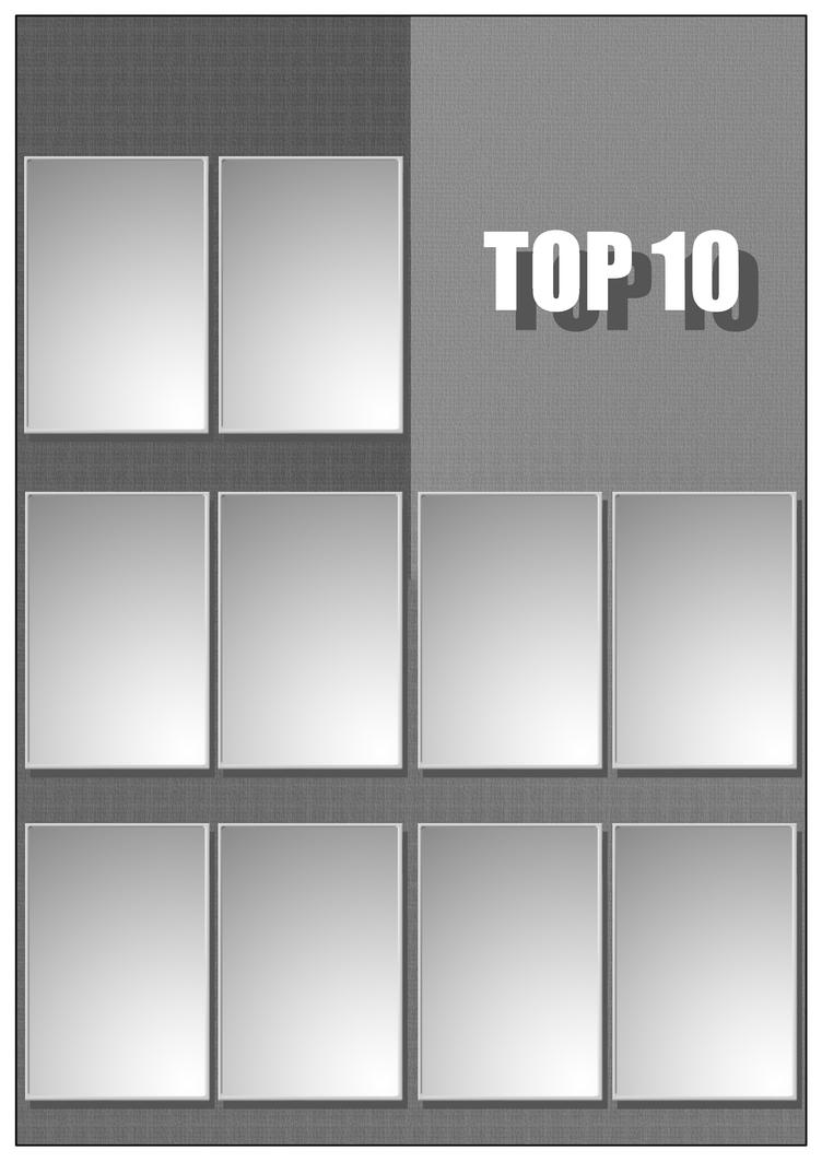 Top 10 Board by chaotea