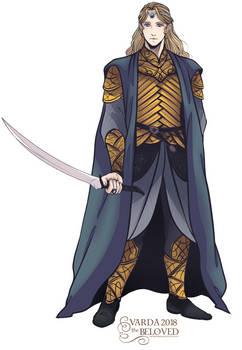 Finarfin w Armor