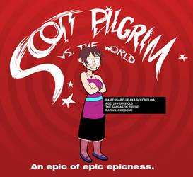 Scott Pilgrim Avatar