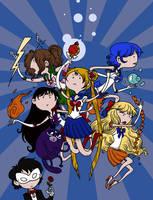 It's Sailor time