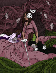 Namesake - Beyond the vines by secondlina