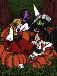Namesake - Happy Halloween by secondlina