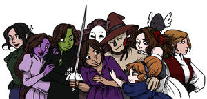 Namesake - The Oz gang