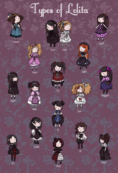 All of the lolitas