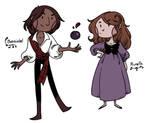 Prunella - Characters 01