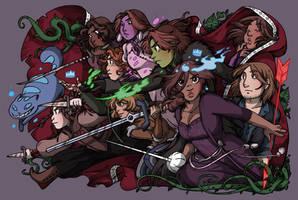 Namesake - Heroes by secondlina