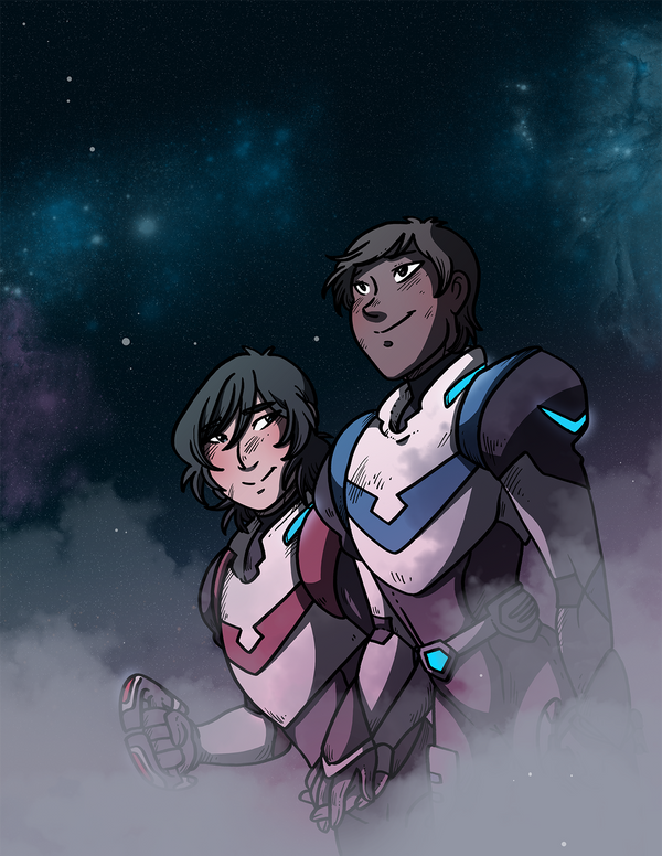 Space Boyfriends by secondlina