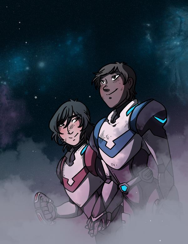 Space Boyfriends by secondlina