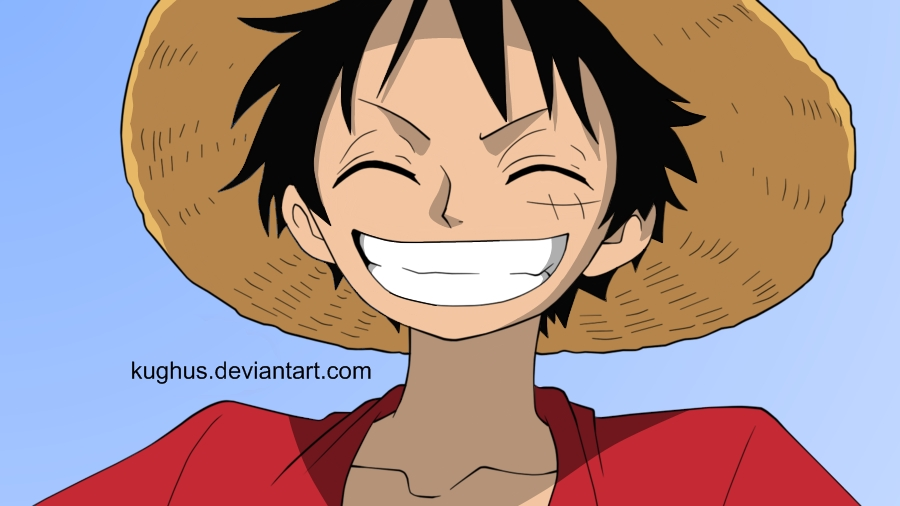 Luffy Two years later by Kughus on DeviantArt
