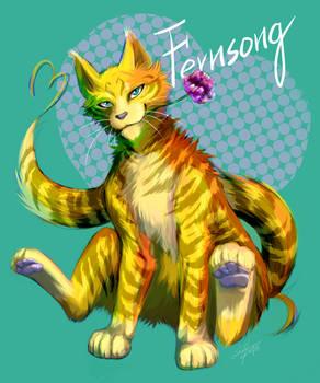 Warriors: Fernsong