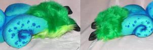 Foo dog tail