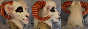 Costume Ram Head