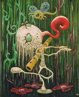 Fun And Pain In Acid Rain by whitedeer