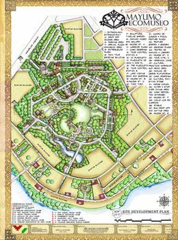 Mayumo Ecomuseo Site Development Plan