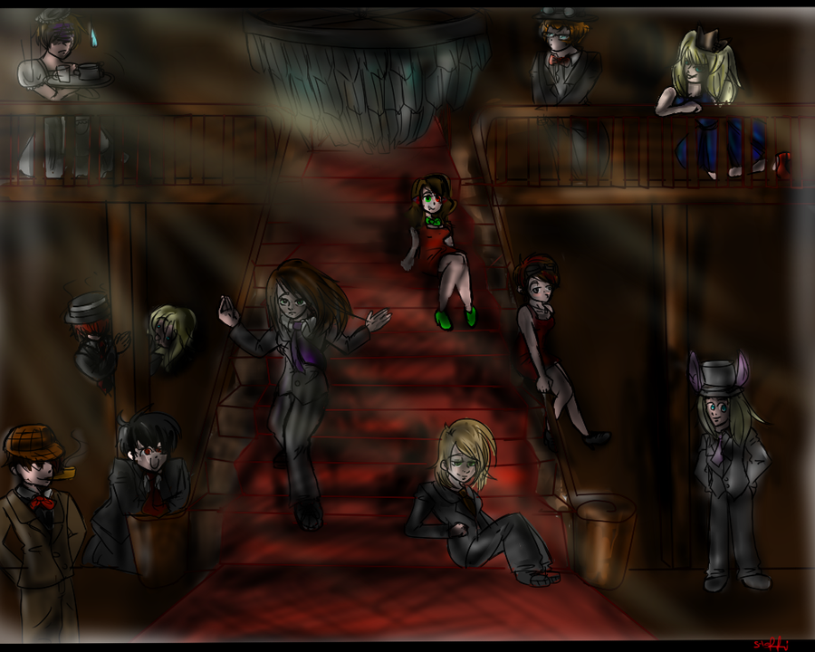The draw someone thread Welcome_to_our_mansion_by_stephi_weff-d4z4asx