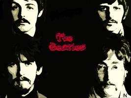 Beatles by NecroTrooper
